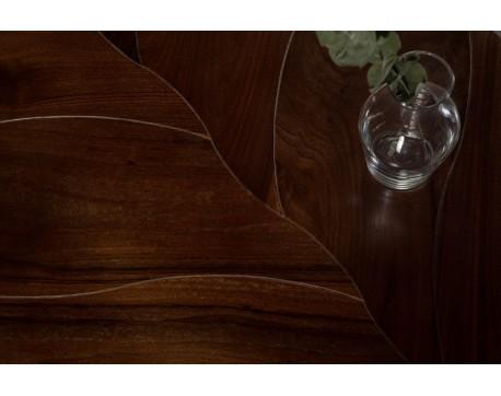 Криволинейная ёлка Роял Паркет, Орех Натур, арт. FC1018ON