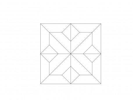 Модульный паркет, Дуб Селект, арт. M1010-D650S