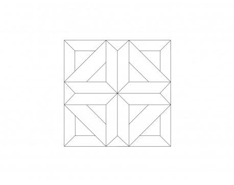 Модульный паркет, Дуб Селект, арт. M1012-D650S