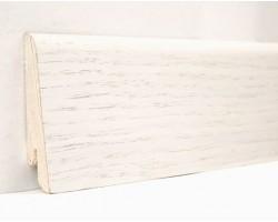 Шпонированный плинтус KluchuK, Дуб Белый, арт. № KLE60-12