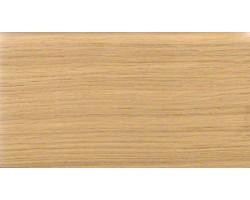 Шпонированный плинтус Tecnorivest Дуб без покрытия, арт. № PE8032-T