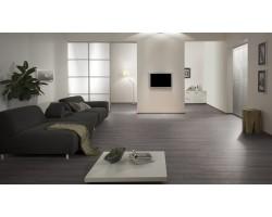 Ламинат Rooms коллекция Loft Дуб Серый 1-полосный